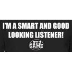 97.3  The Game Smart and Good Looking Short-Sleeve T-Shirt**